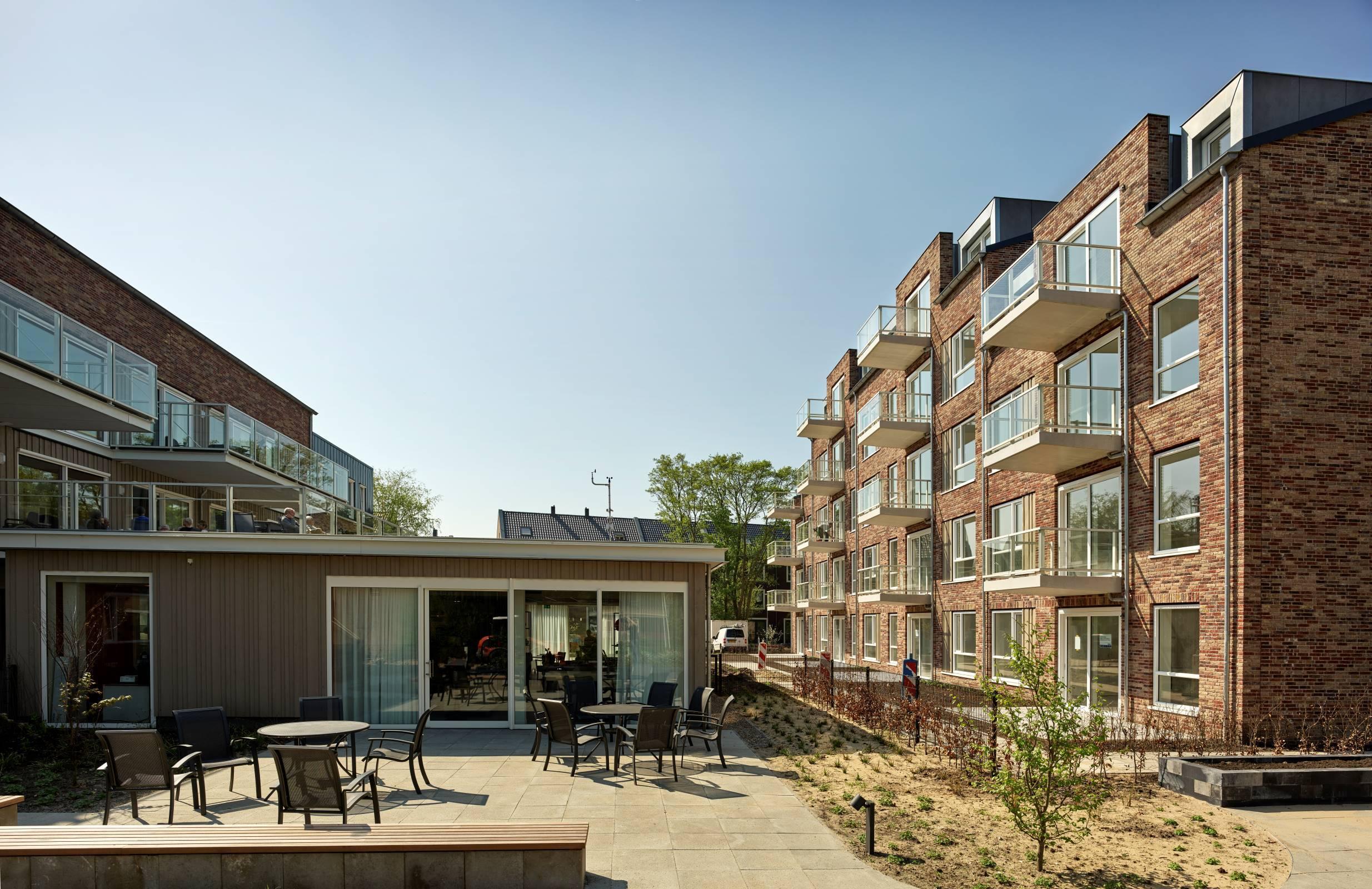 Woonzorgcomplex Theresia Ouderkerk aan de Amstel