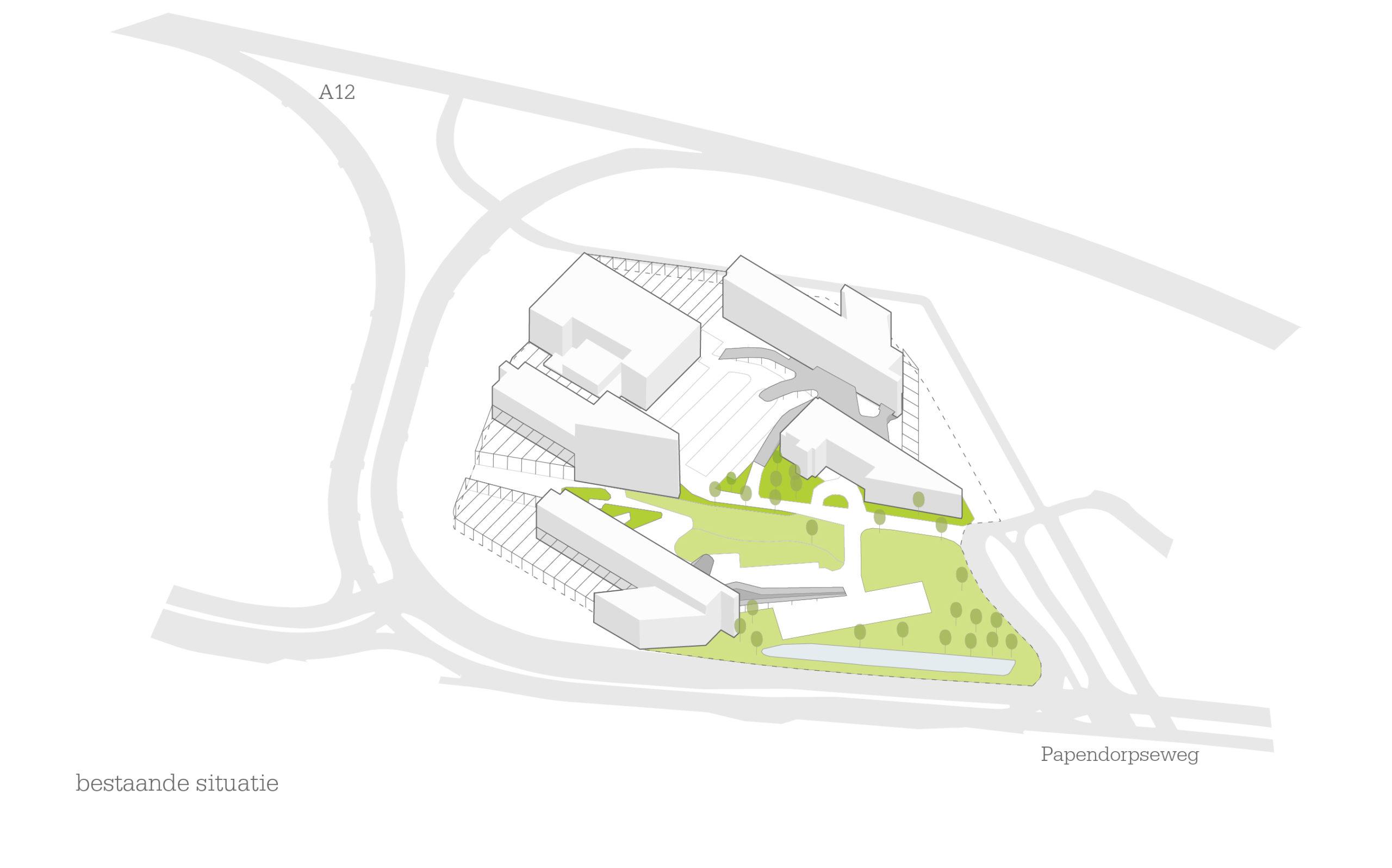 1601-Secoya Campus Utrecht_01-bestaande situatie