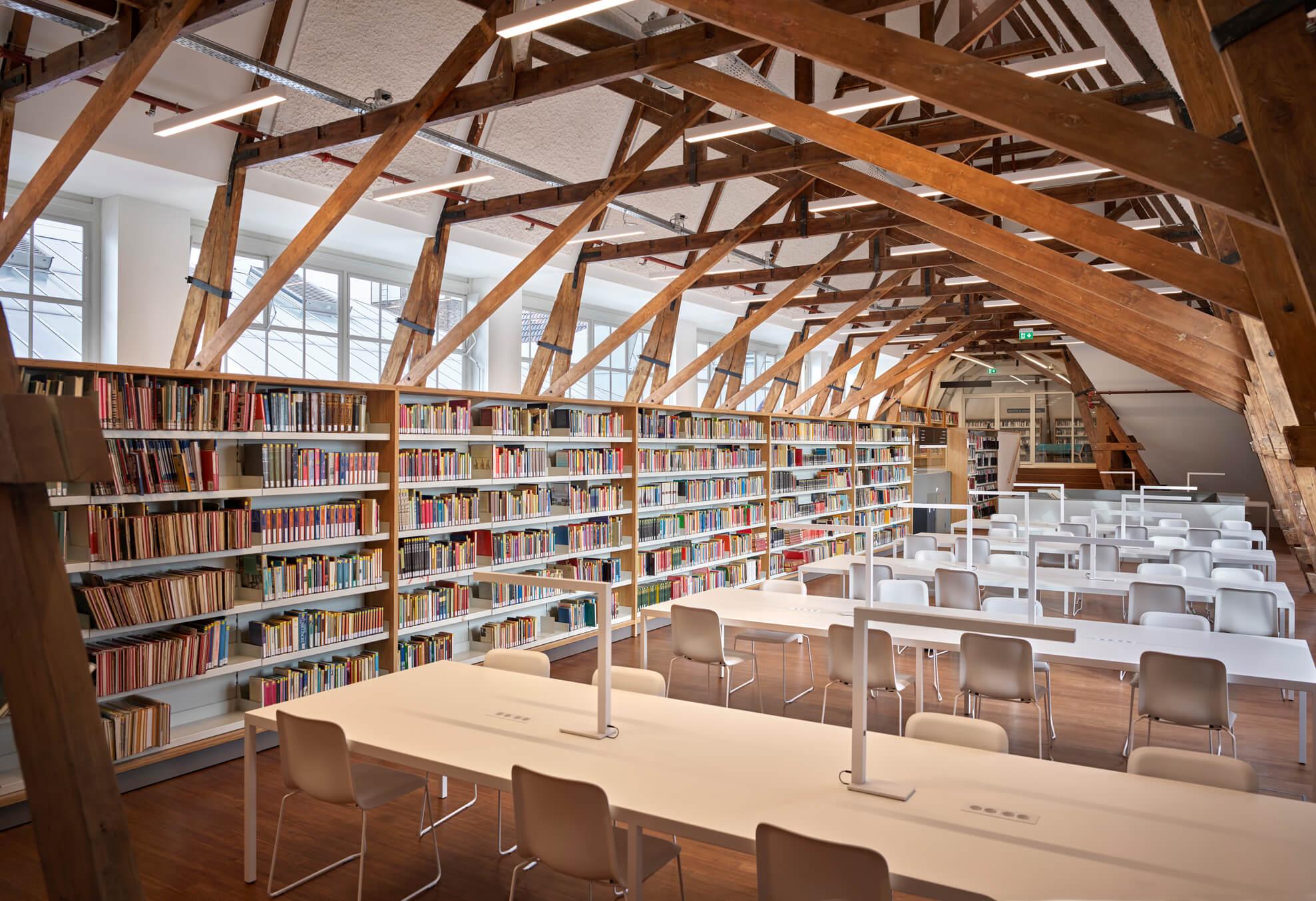 Bibliotheek Utrecht Neude leeszaal