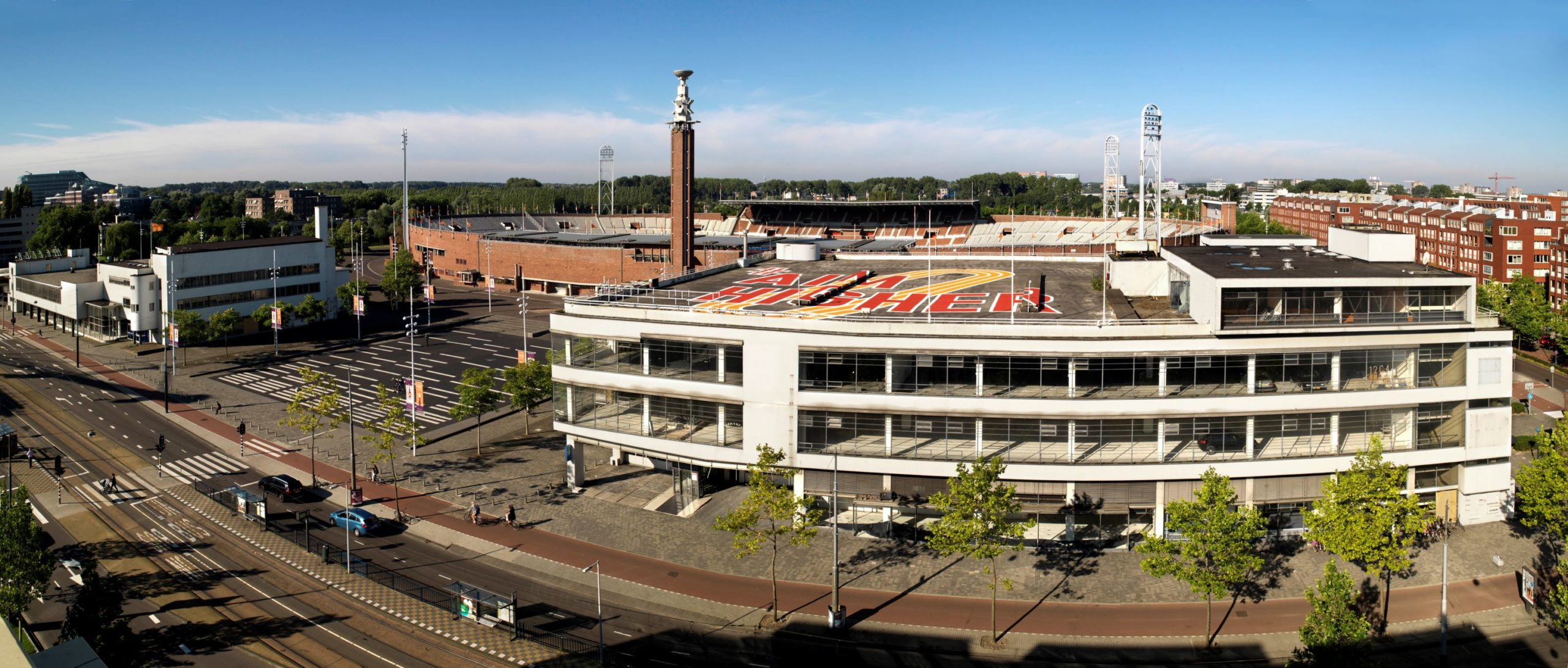 The Garage Amsterdam Citroen