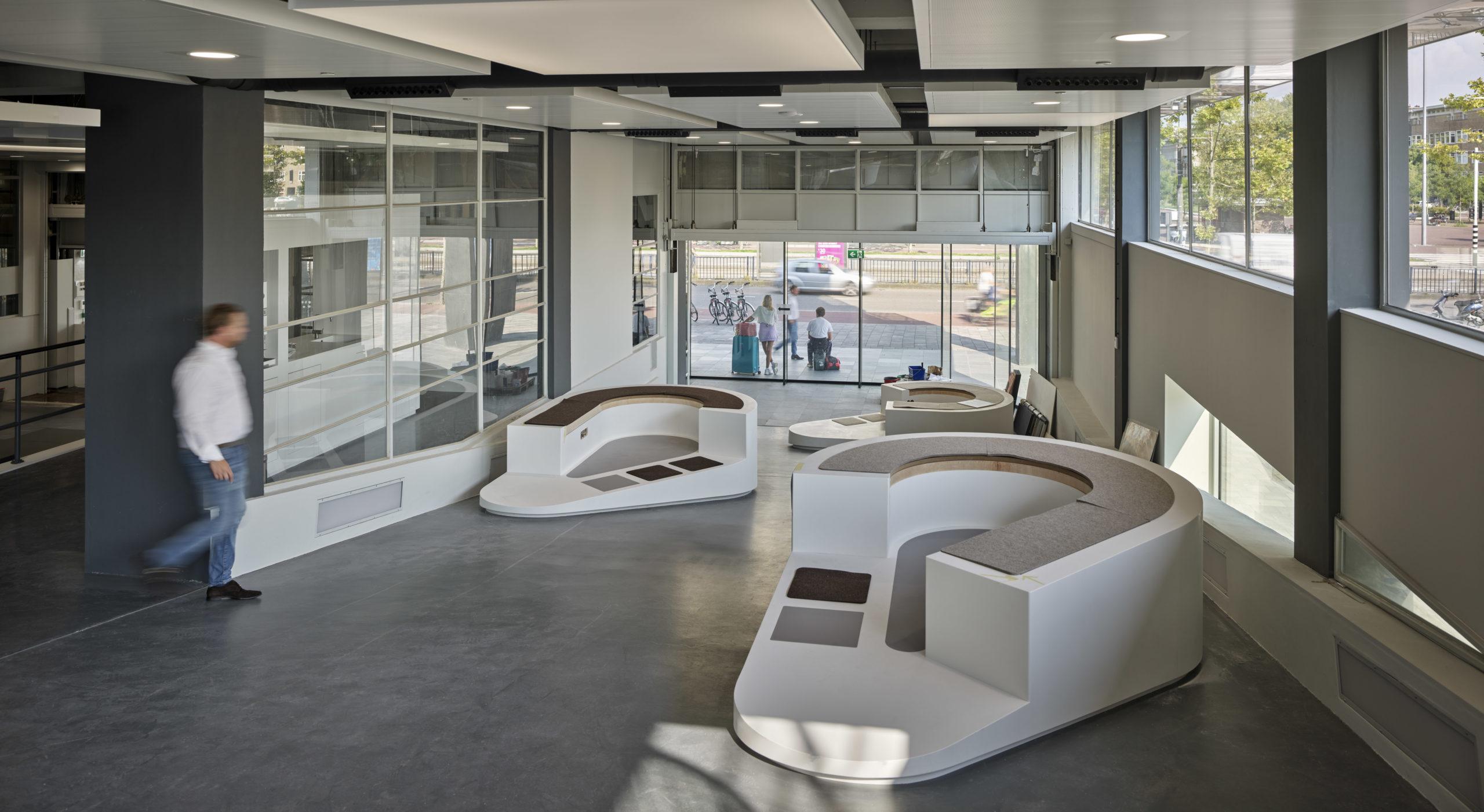 The Garage Citroen Amsterdam