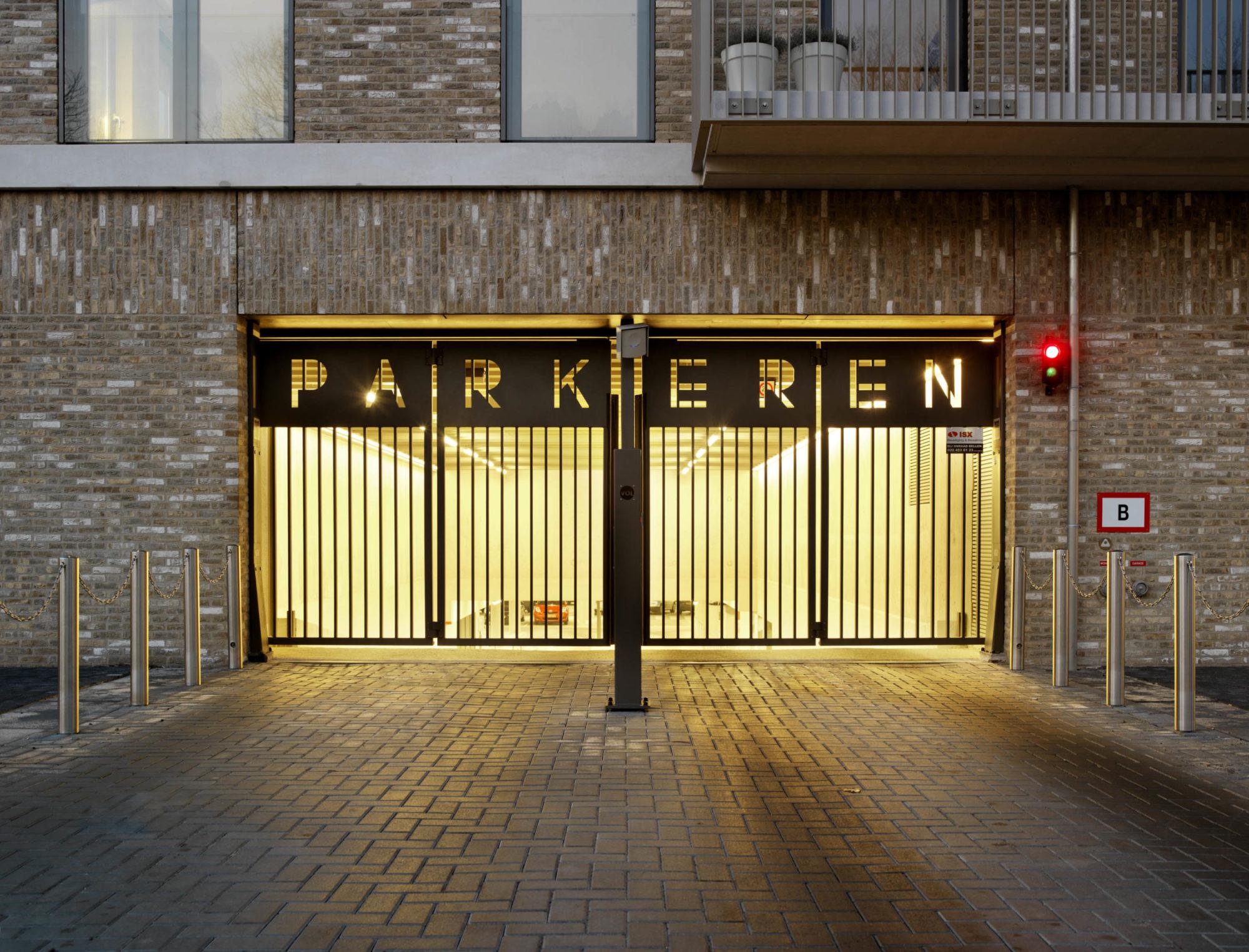 De Ontmoeting Amstelveen parkeergarage