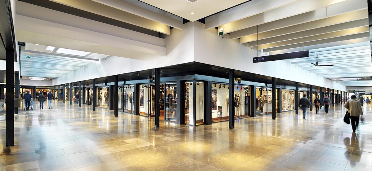 Winkelcentrum Gelderlandplein Elementhotel Amsterdam  winkels