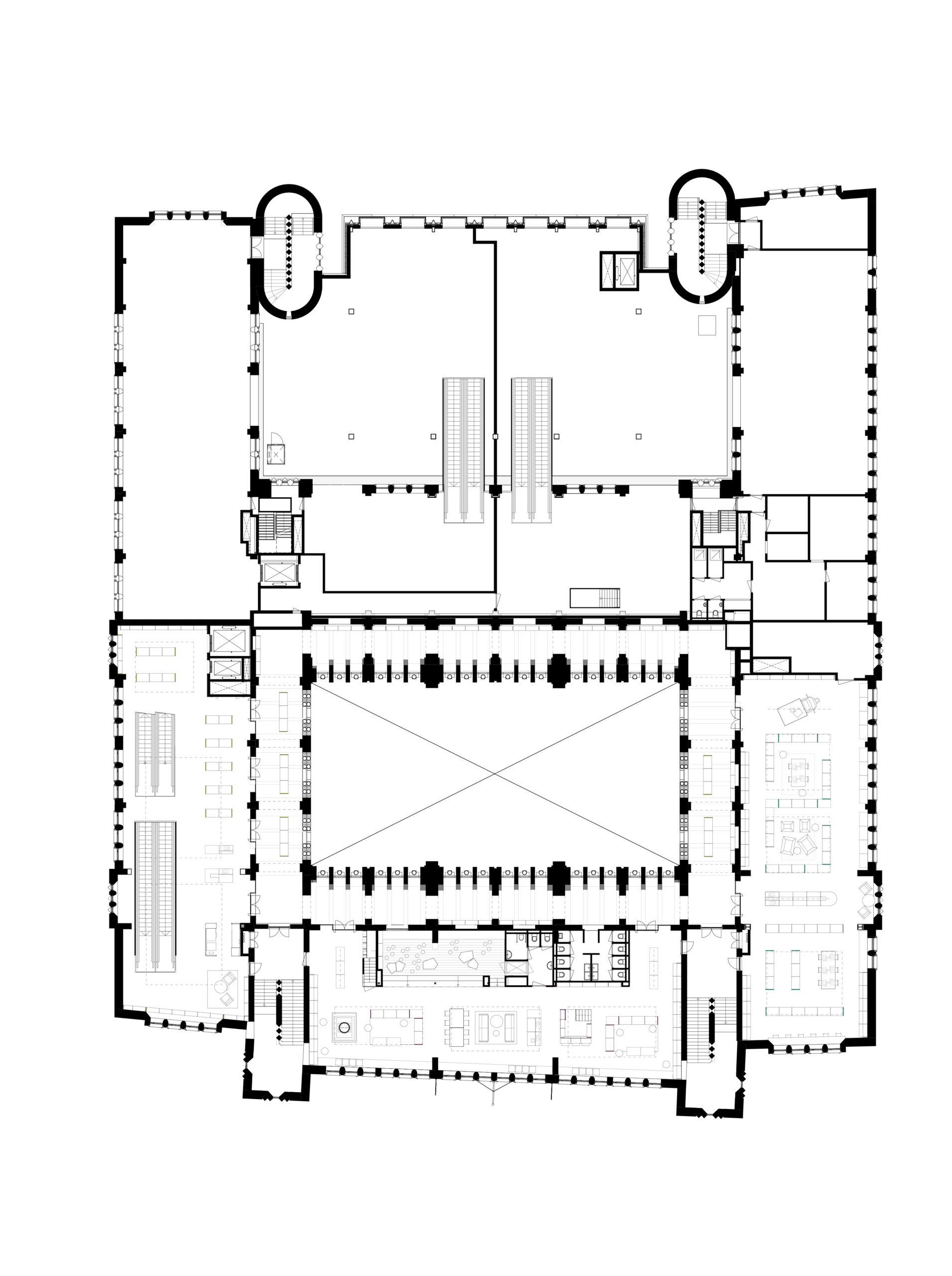 ZECC-RIJNBOUTT-Bibliotheek Utrecht-plattegrond 1e-alleen voor digitaal gebruik