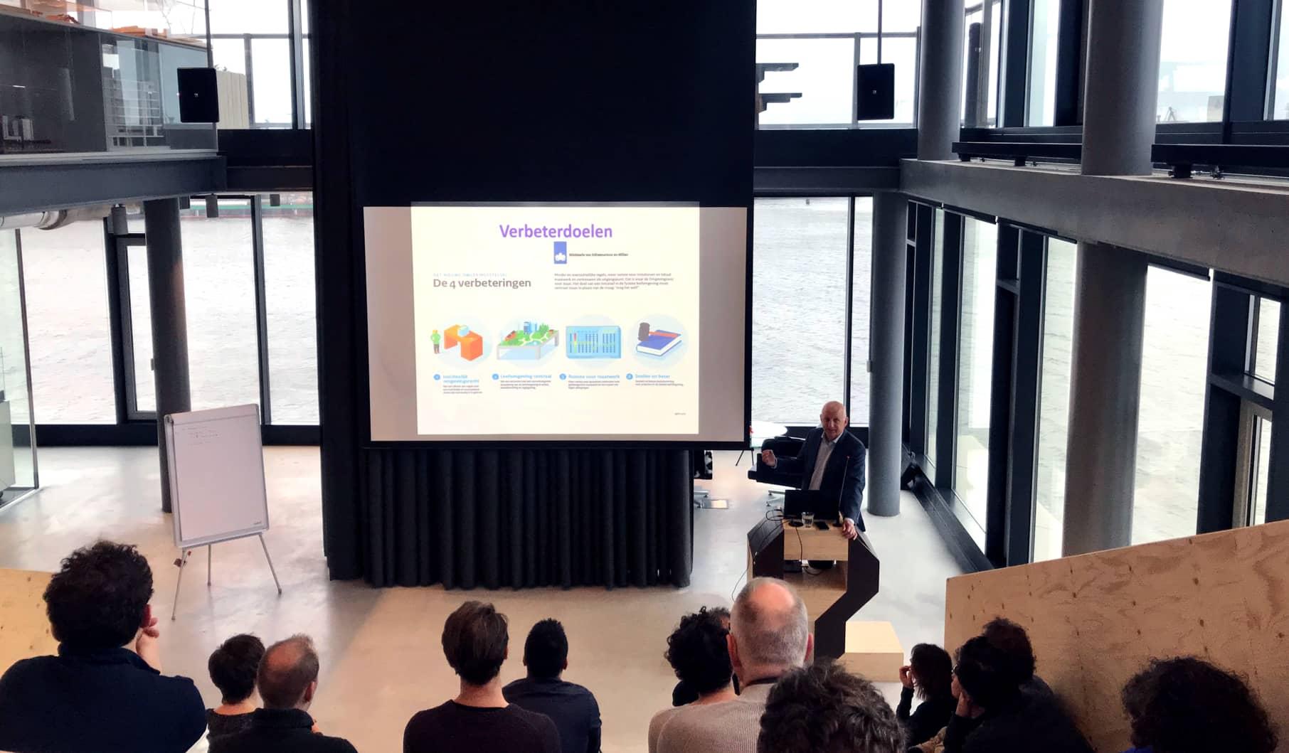 Rijnboutt leert over nieuwe omgevingswet