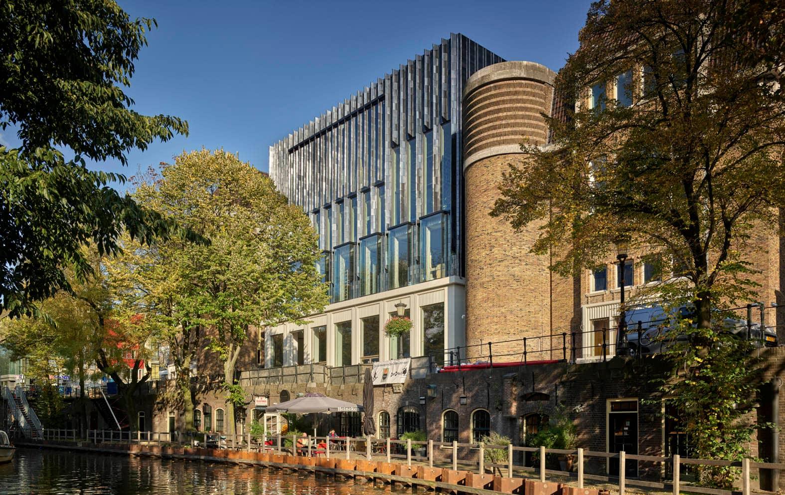 Utrechtse bibliotheek ontmoet de stad