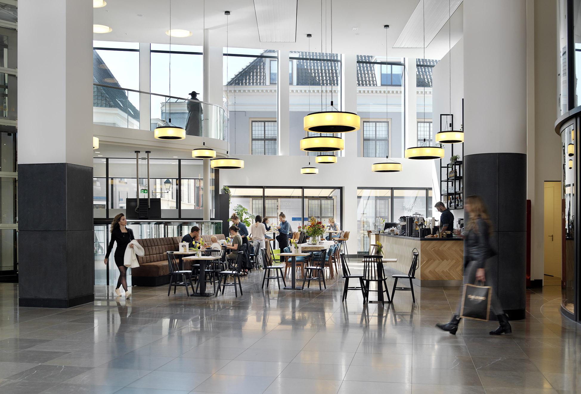 De Barones Breda café