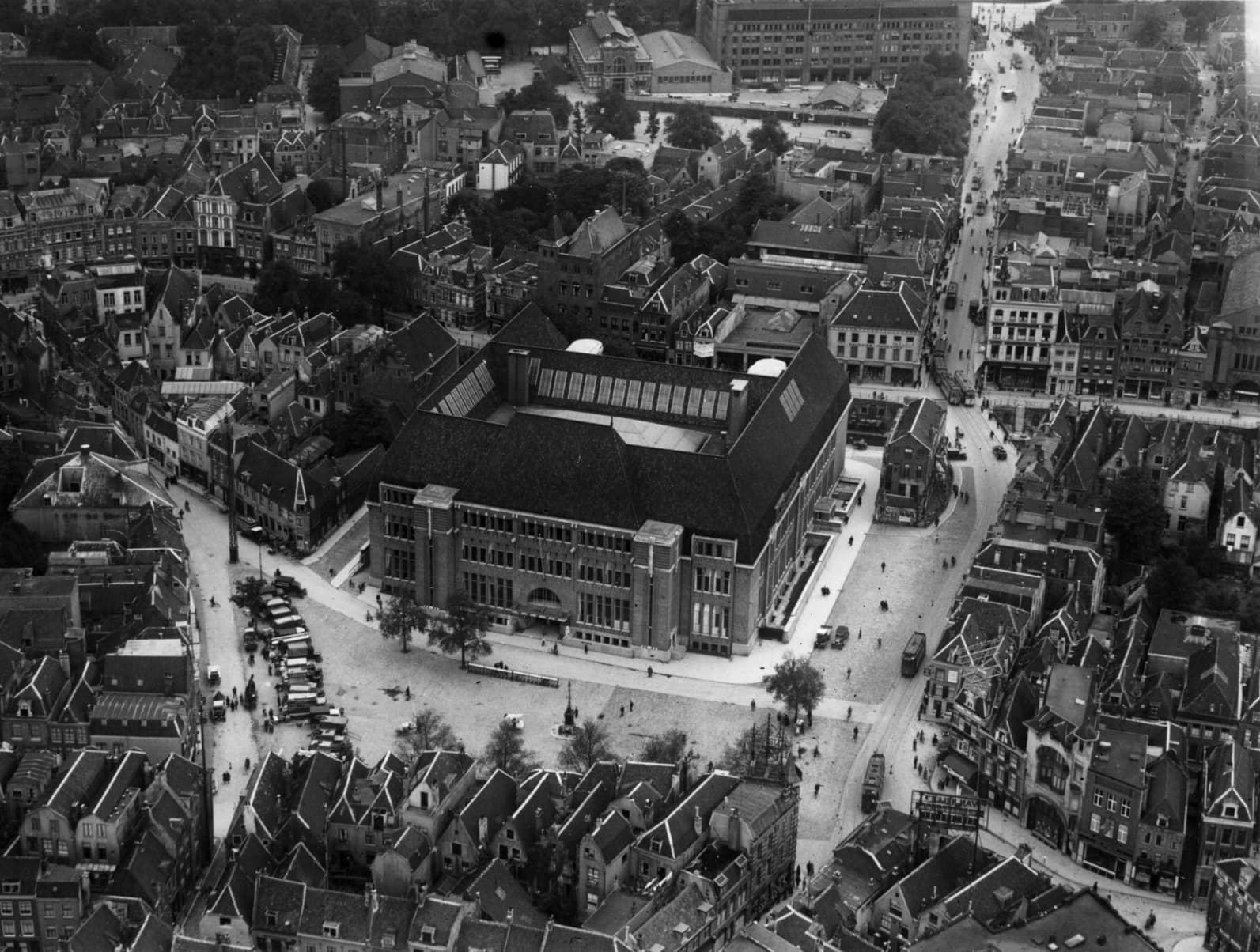 Post Utrecht 1