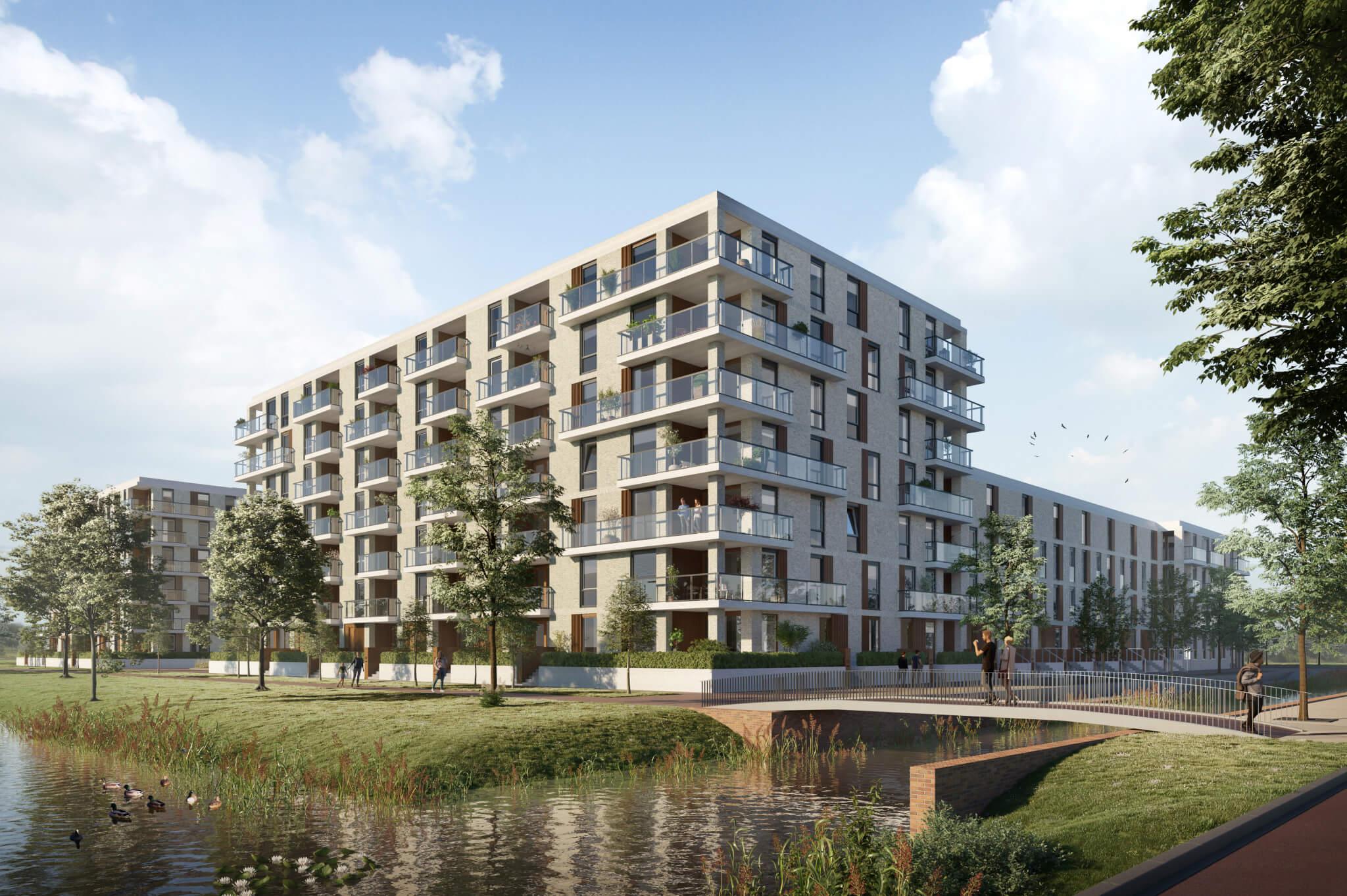 Haave Haarlem wonen aan het water