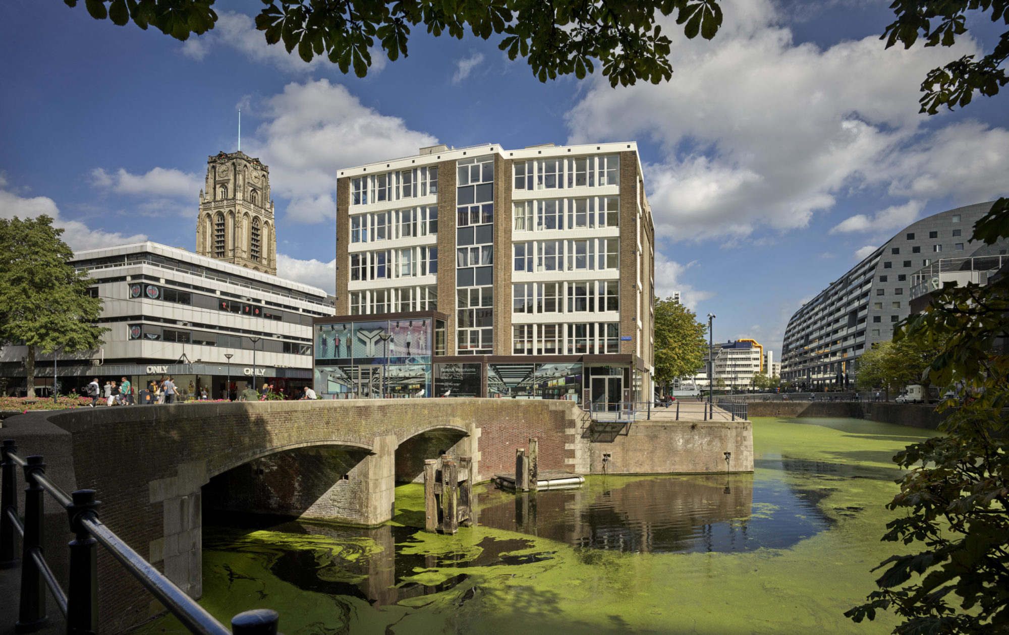 Hoogstraat Rotterdam