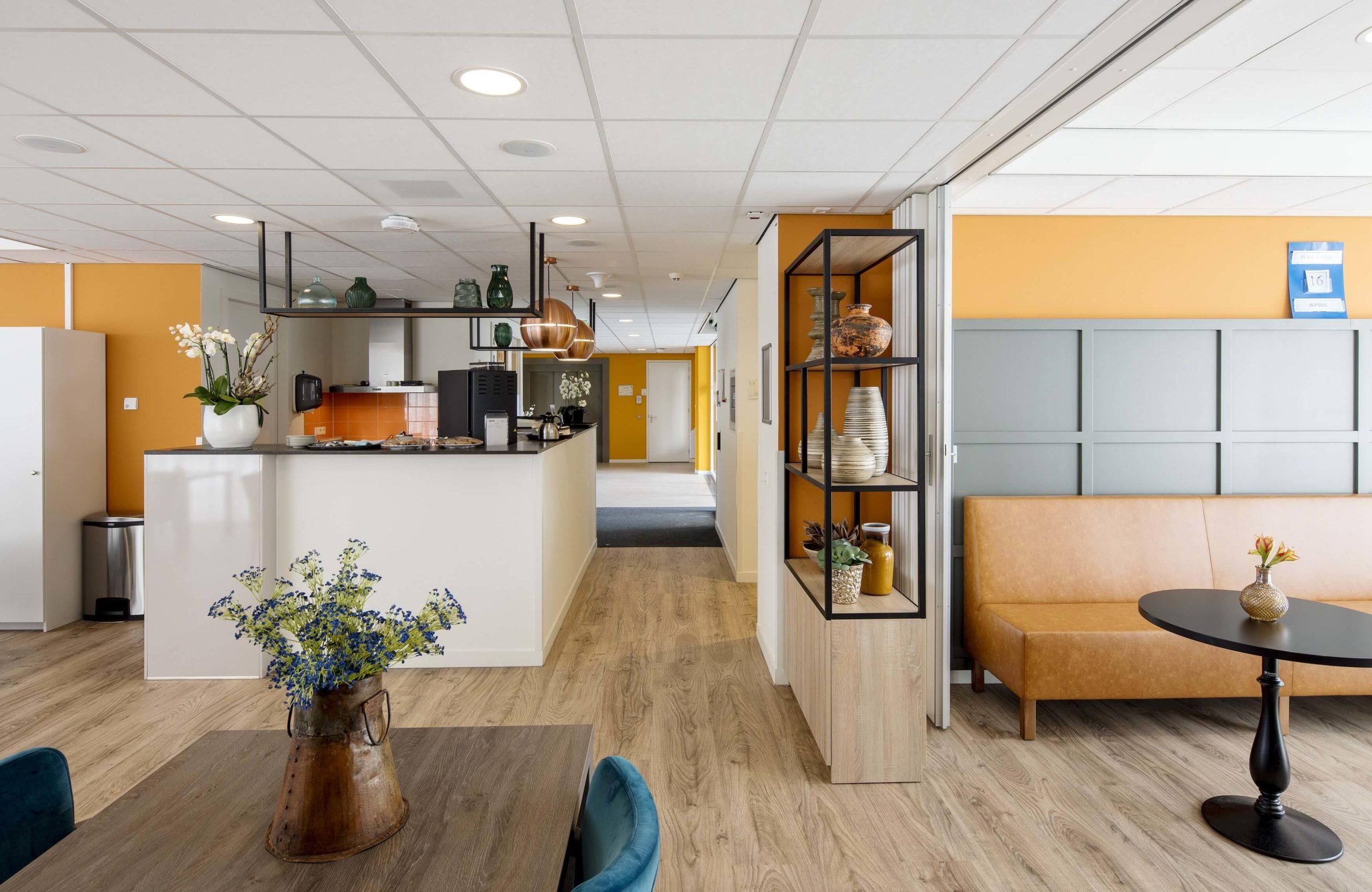Woonzorgcomplex Theresia Ouderkerk aan de Amstel interieur