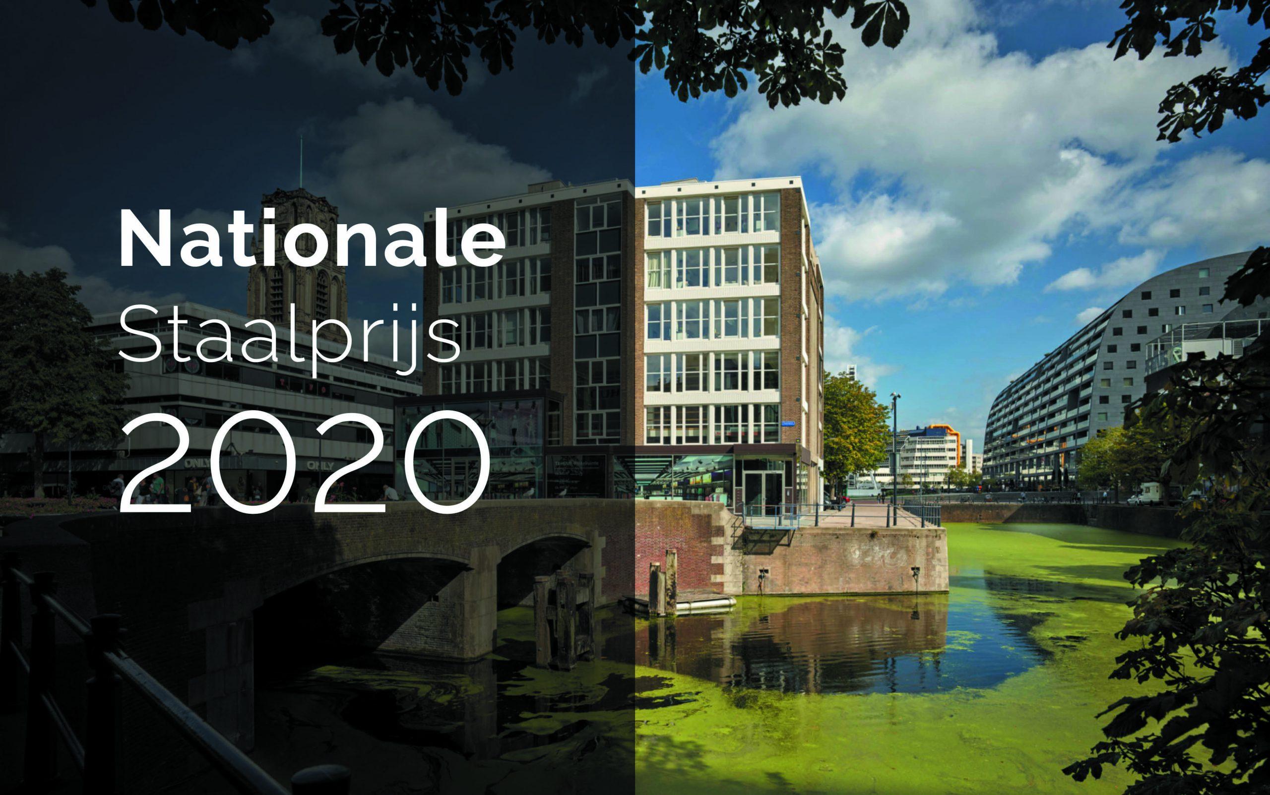 Hoogstraat 168-172 Nationale Staalprijs 2020