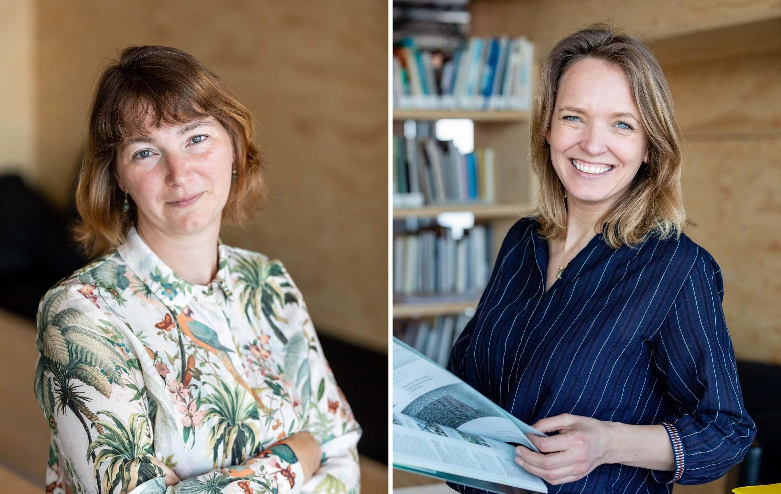 Karianne Vandenbroucke en Marleen van Driel door fotograaf Ineke Oostveen