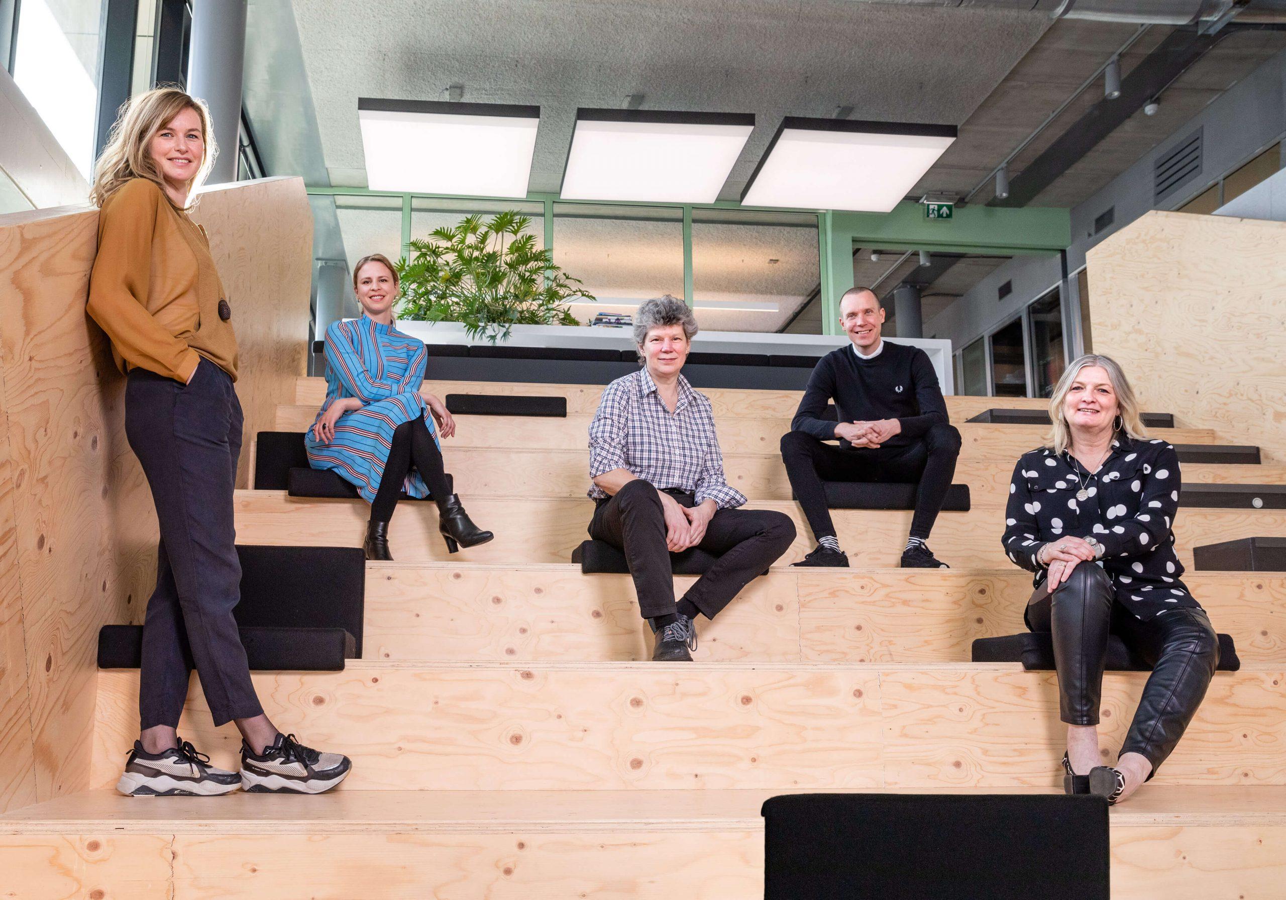 Rijnboutt directie + MT - fotograaf Ineke Oostveen - LR